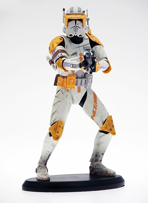 Attakus Commander Cody (Firing Like Hell) 1/10 Statue Renkli